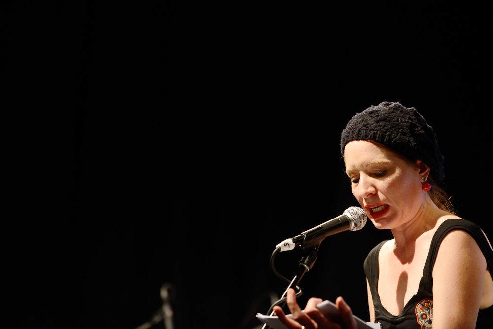 Sarah Ines @ Schamrock-Festival C Martin Richartz